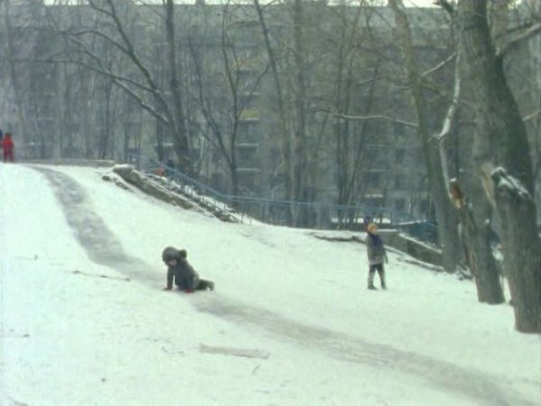 CHANTAL AKERMAN IN 1993 RUSSIA: TO THE SCREENING OF FROM THE EAST